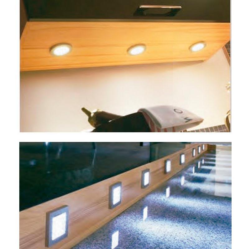 Iluminaci n led en el interior de armarios sport rodio - Iluminacion interior armarios ...