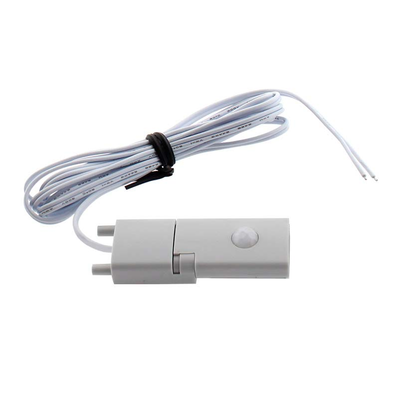 Sensor PIR de movimiento LOOP con cable 1,5m