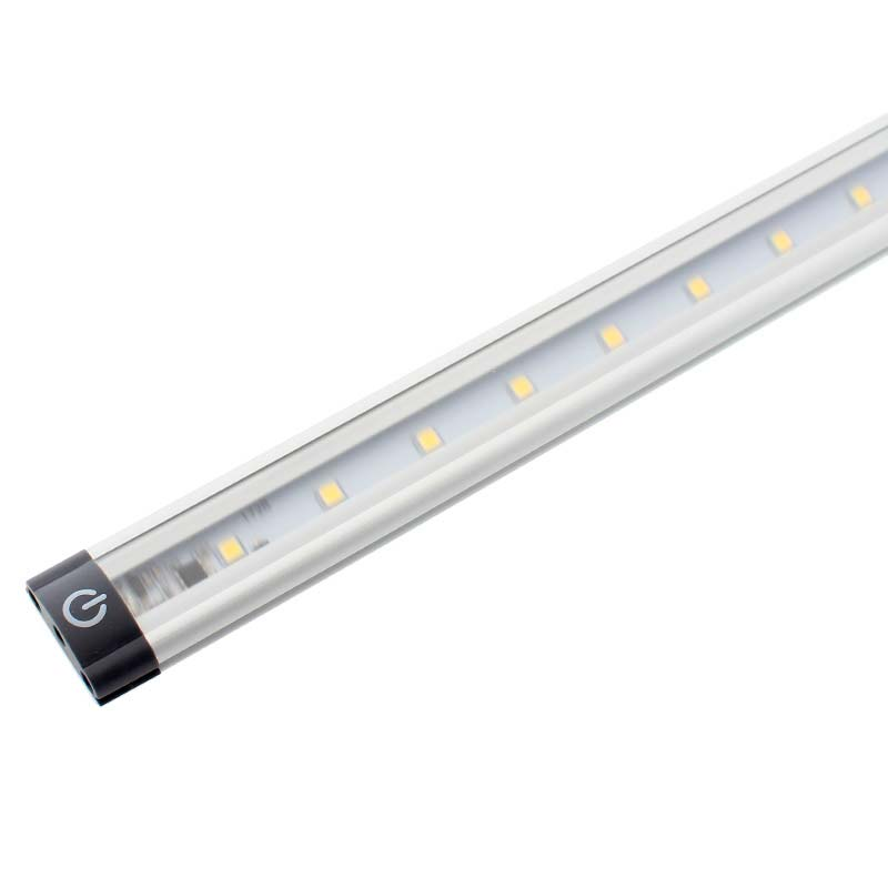 Barra lineal led FINGER Dimmer Touch 8W, 80cm