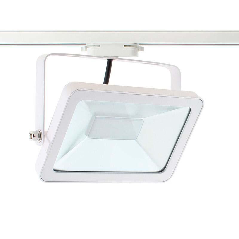 Proyector LED para carril monofásico PAD RAIL Osram, 30W