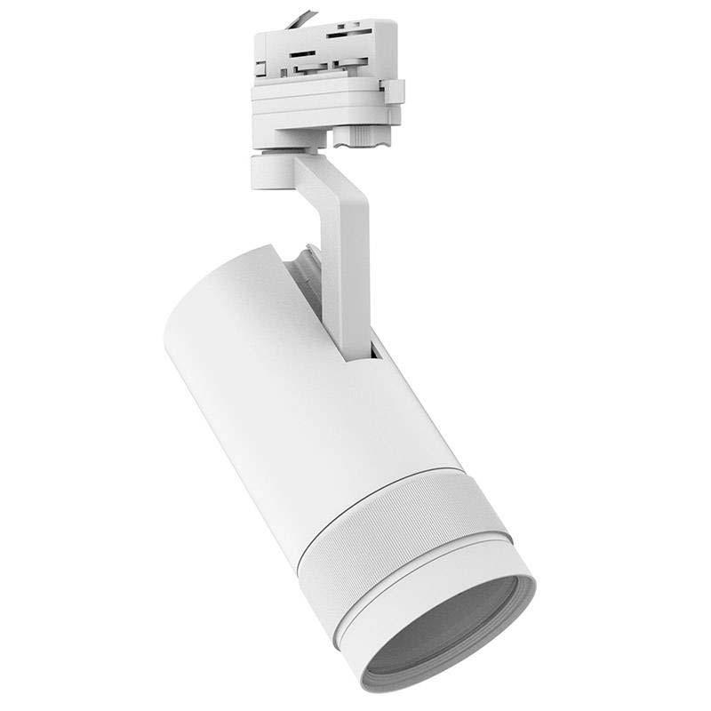 Foco LED para Carril Trifásico MODULAR CITIZEN 30W, 10º-60º, branco, Plug Driver