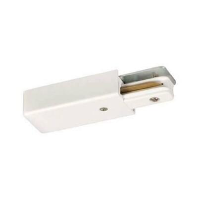 Conector carril monofásico a red