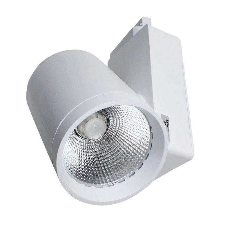 Foco carril DIMO RAIL LED BridgeLux 25W