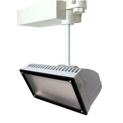 Foco para  carril Trifásico CRONOLUX RAIL LED 38W, Blanco cálido