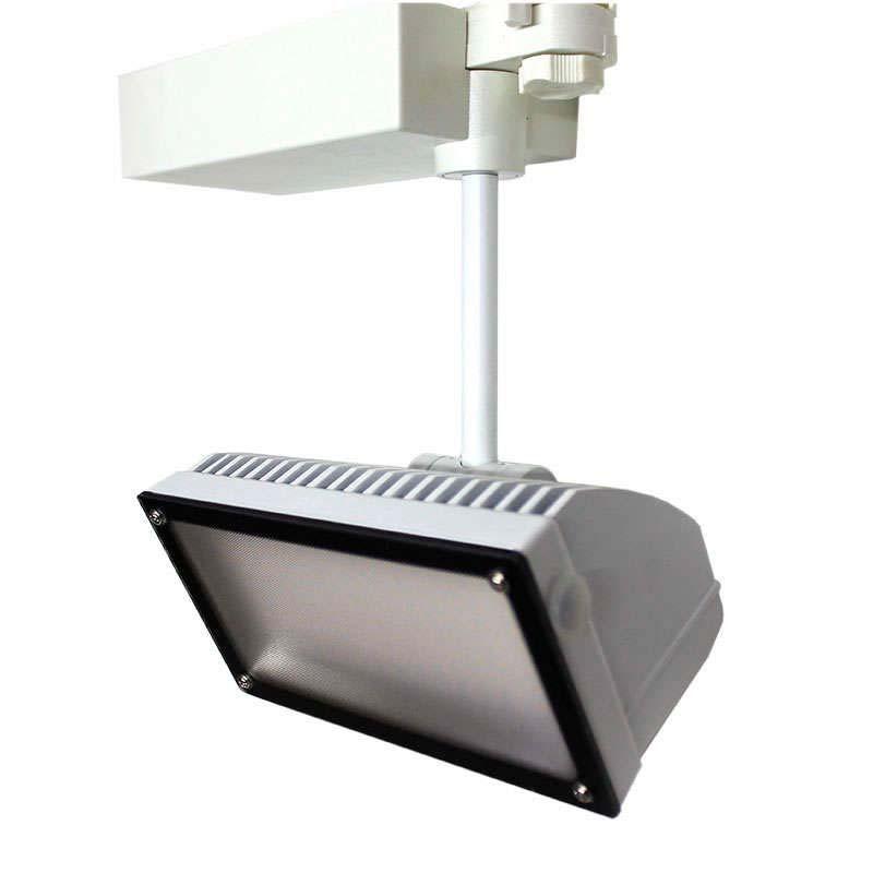 Foco para  carril Trifásico CRONOLUX RAIL LED 38W