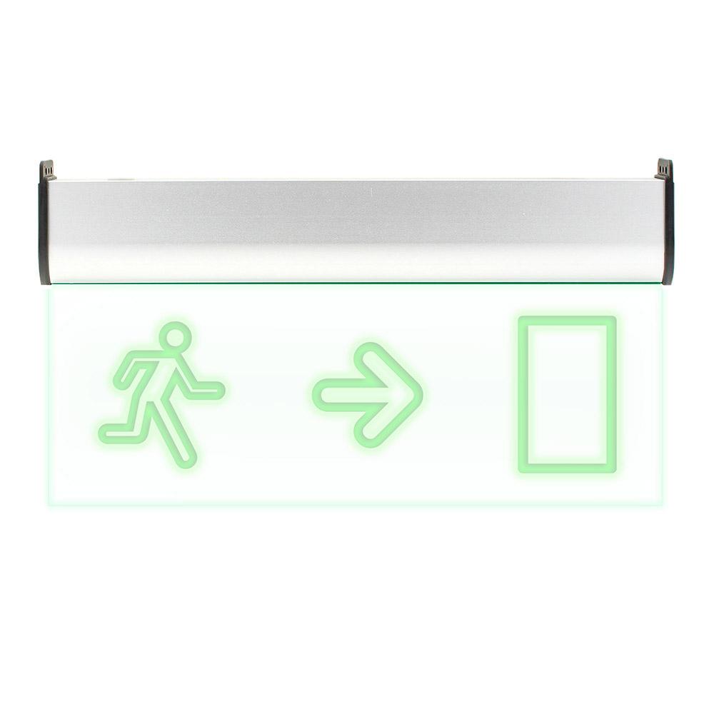 Luz LED de emergência SIGNALED SL05 Permanente
