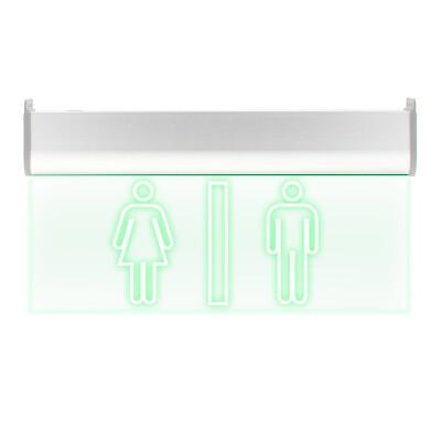 Luz LED de emergencia SIGNALED SL07 Permanente, Verde