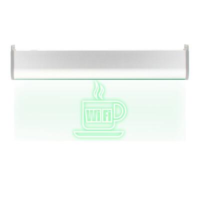 Luz LED de emergencia SIGNALED SL09 Permanente, Verde