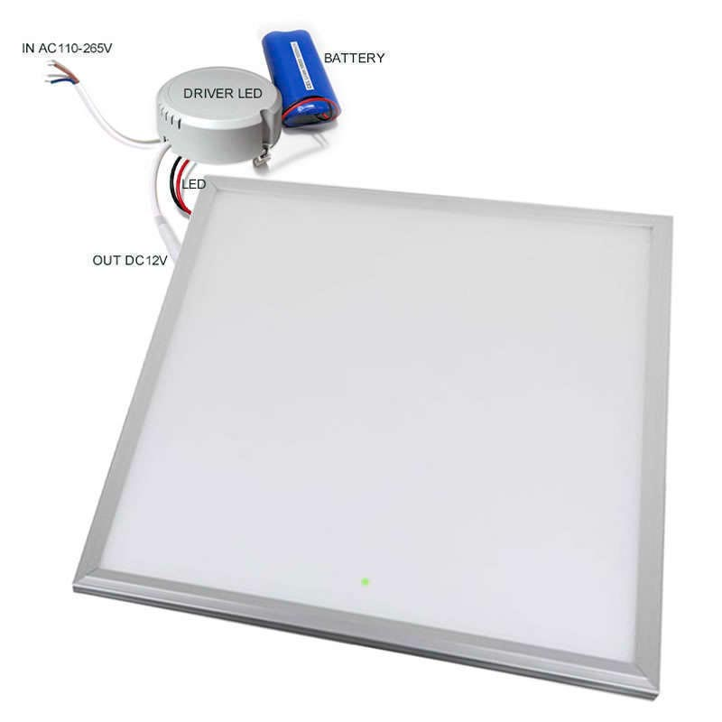 Led signalisation PANEL 30x30cm,  12W