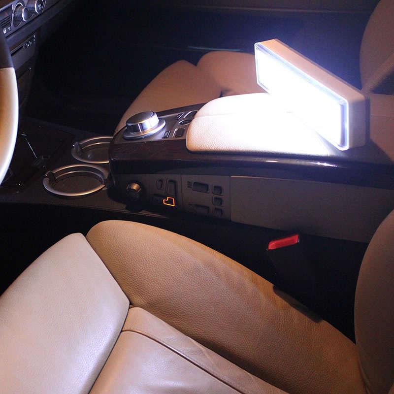 Luz de emergencia Led EMERLUX F320 permanente