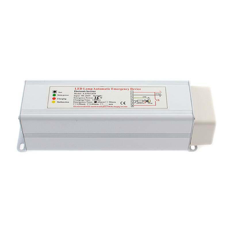 Modulo LED de emergência 18W - 2200mA