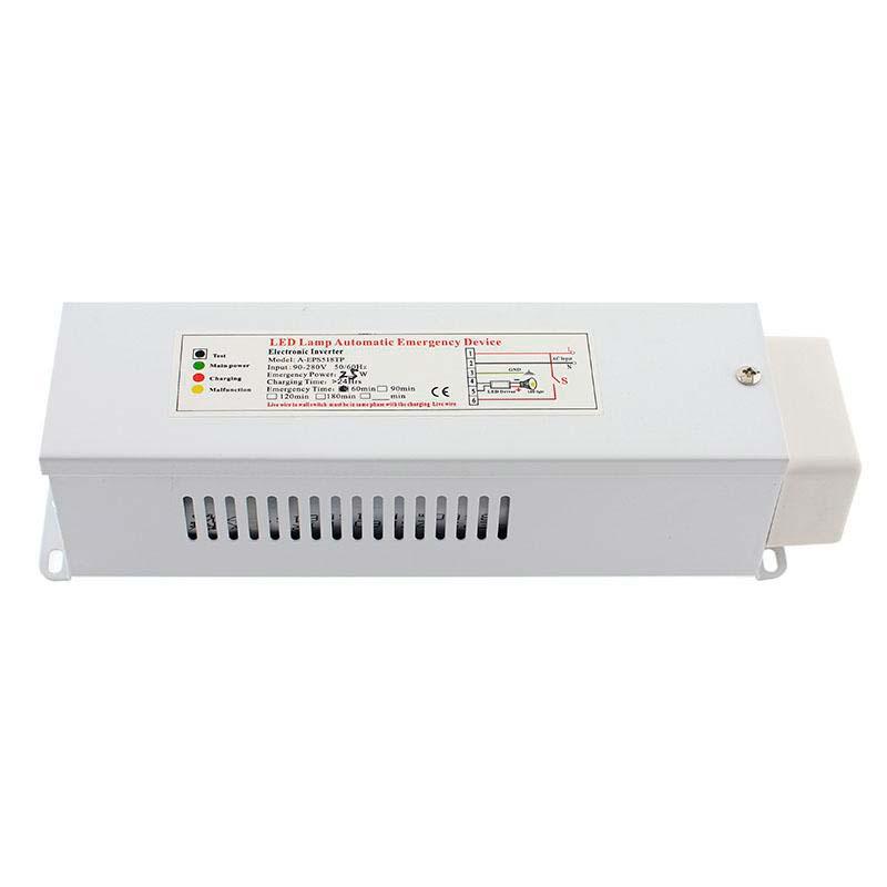 Módulo LED de emergencia 25W - 3600mA