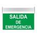 Luz LED de emergencia permanente SIGNALED PERSONALIZADO
