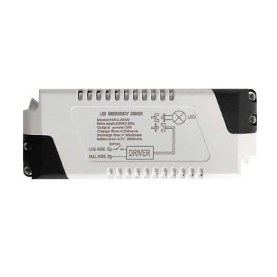 Módulo LED de emergencia 3-50W-3,7V/2400mA