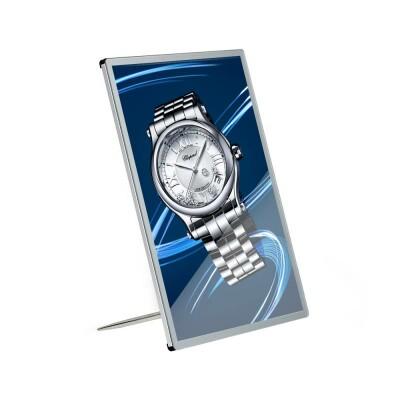 Display Slim LED Light Box A3, Blanco frío