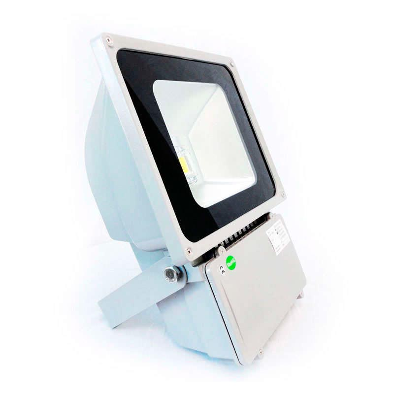 Led outdoor flood light MICROLED 80W