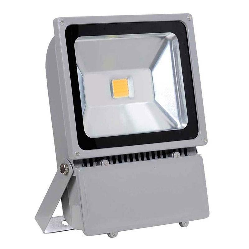 8f1f72780 Foco Led exterior, proyector microled de 100W, blanco frío - LEDBOX