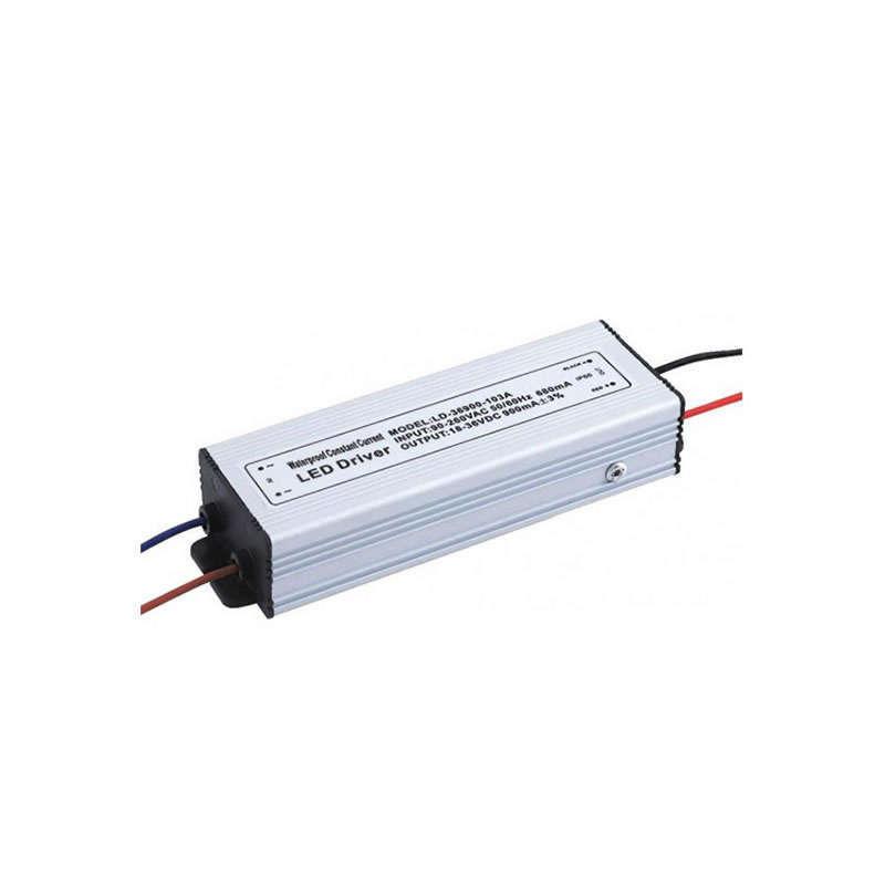 LED Driver DC28-36V/20W/650mA