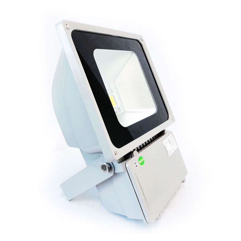 Led outdoor flood light MICROLED 70W