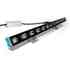 Proyector LED lineal, 2BLANCO +1AZUL, 24W, 220V, 1m