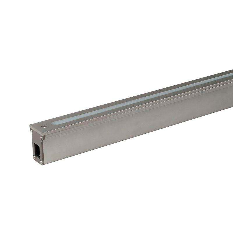 Baliza led para empotrar UNDERLINE THIN, 10W, IP67, IK09, 1m