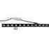 Proyector LED lineal, 24W, 220V, 0-10V regulable, 1m