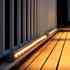 Proyector LED lineal, 24W, 220V, DALI regulable 1m