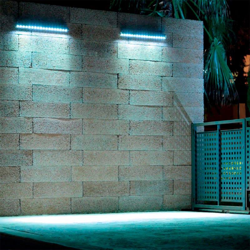 Linear LED Wall Washer RGB-DMX512, 24W, DC24V, 1m
