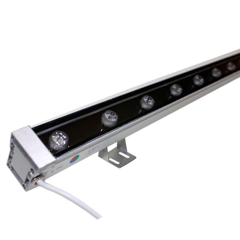 Proyector LED lineal, RGB TRILED-RF, 36W, 220V, 1m