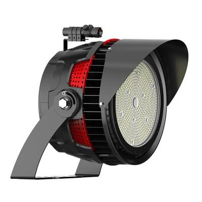 Foco LED SPORT Lumileds 500W, MeanWell 1-10V, Blanco frío, Regulable
