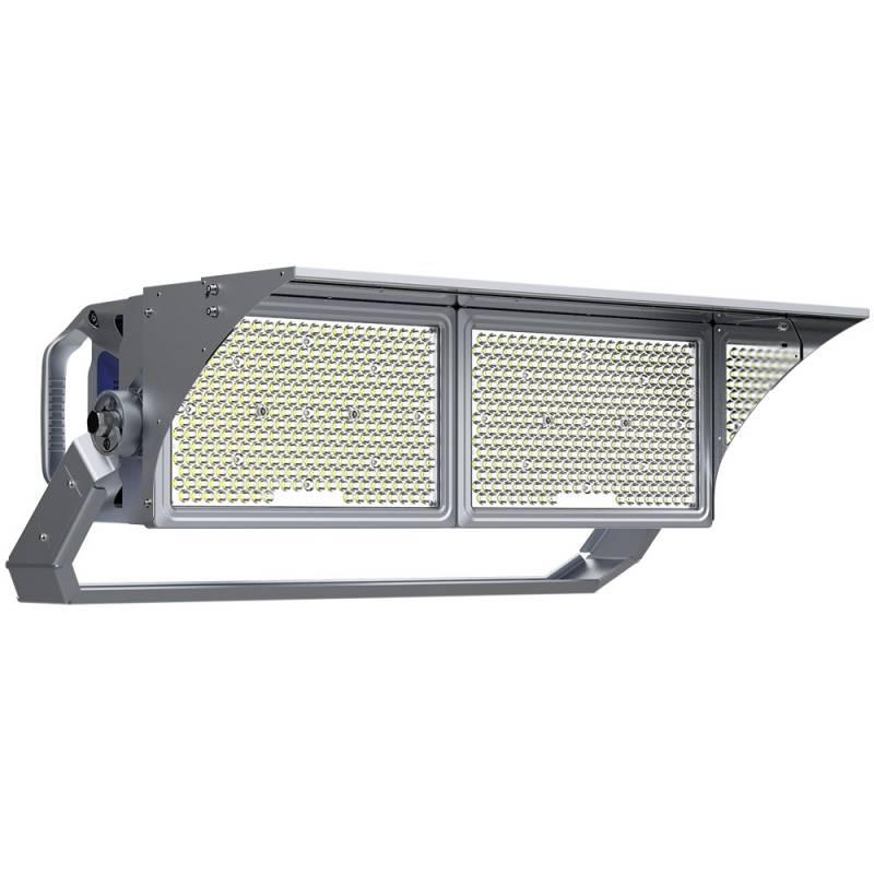 Foco proyector LED STD Samsung/MeanWell 1000W, 1-10V