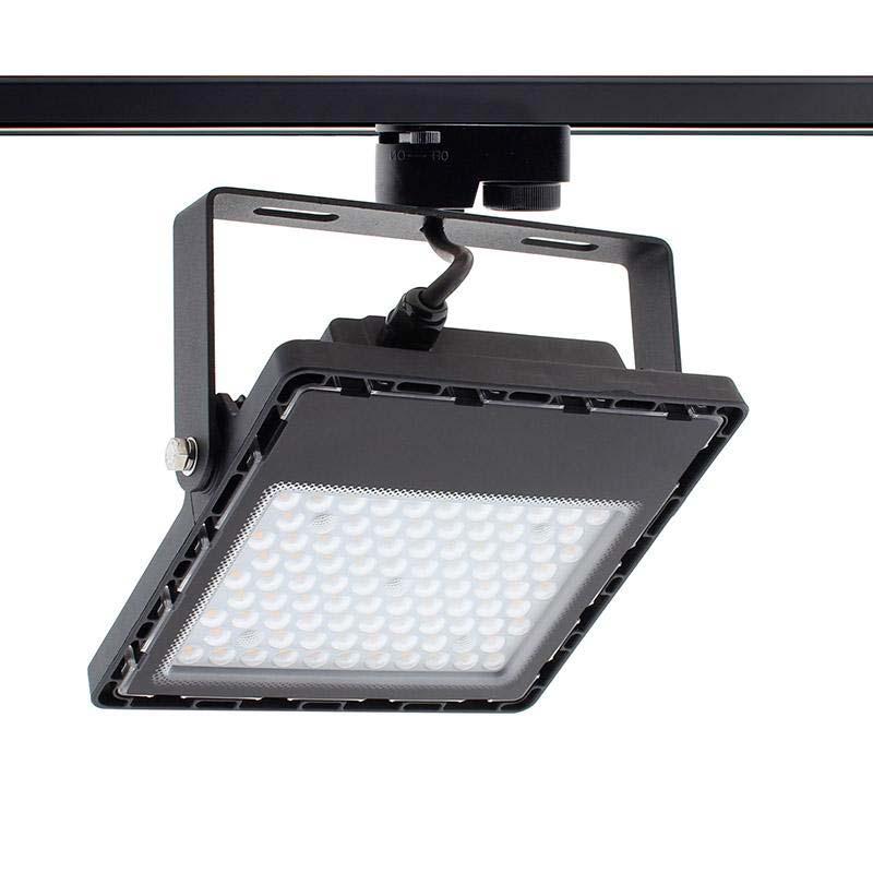 Proyector LED para Carril Monofásico NOVA RAIL, Chip Samsung, 50W