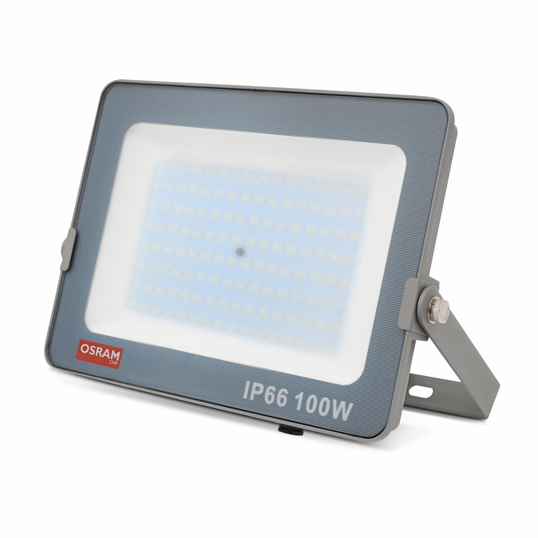 FOCO PROYECTOR LED SMD 100W  Exterior Focos Lámpara  Pared Luz Reflector-48H