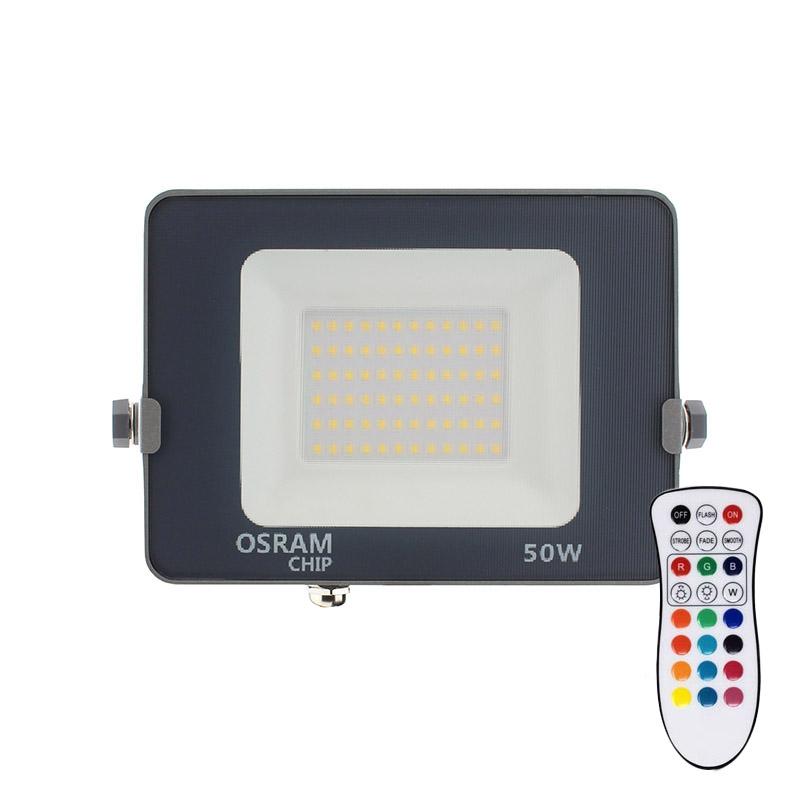 Proyector LED chipled OSRAM PRO RGB+W, 50W