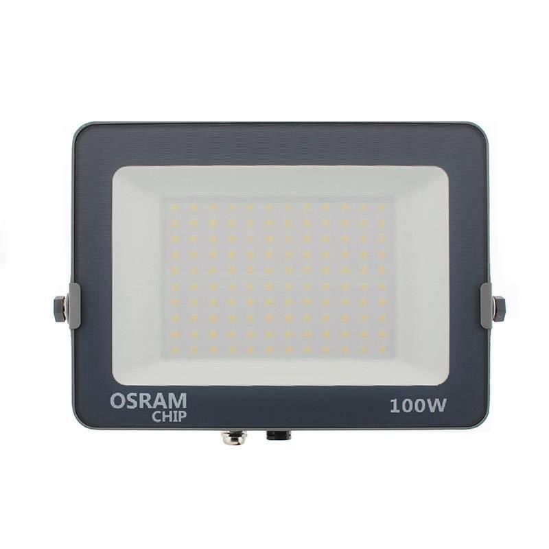 Proyector LED chipled OSRAM PRO, 100W ajustable 3000K-4000K-6000K