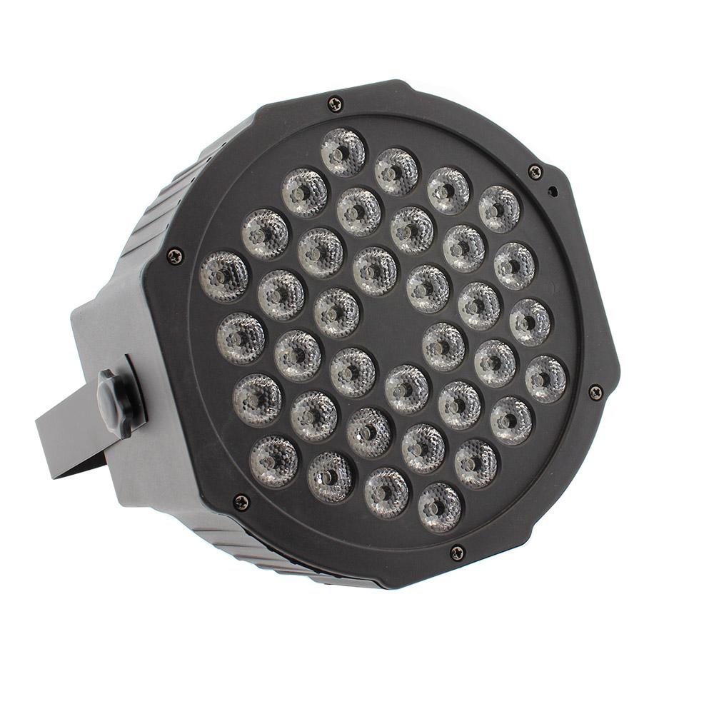 Foco LED SHOW 36W RGB+W 4 en 1 DMX