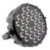 Foco LED SHOW 300W RGB+W 4 em 1 DMX