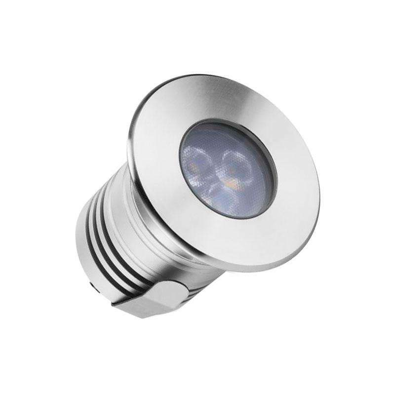 Foco Led sumergible LAND MINI, 3W, IP68