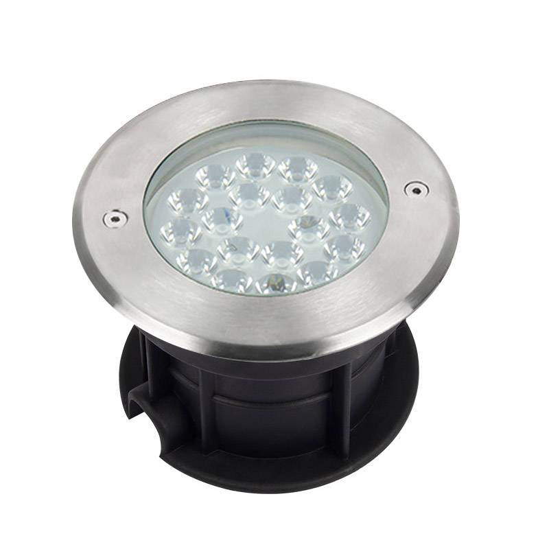 Foco empotrable FOKUA LED 9W, RGB+CCT, SYS-T1