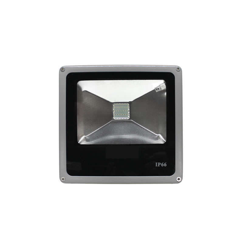 Led outdoor flood light SLIM,  10W