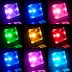 Proyector Led SLIM RGB, 30W