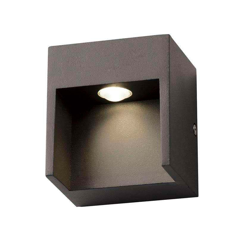 Aplique Led DROM 1S, 3W