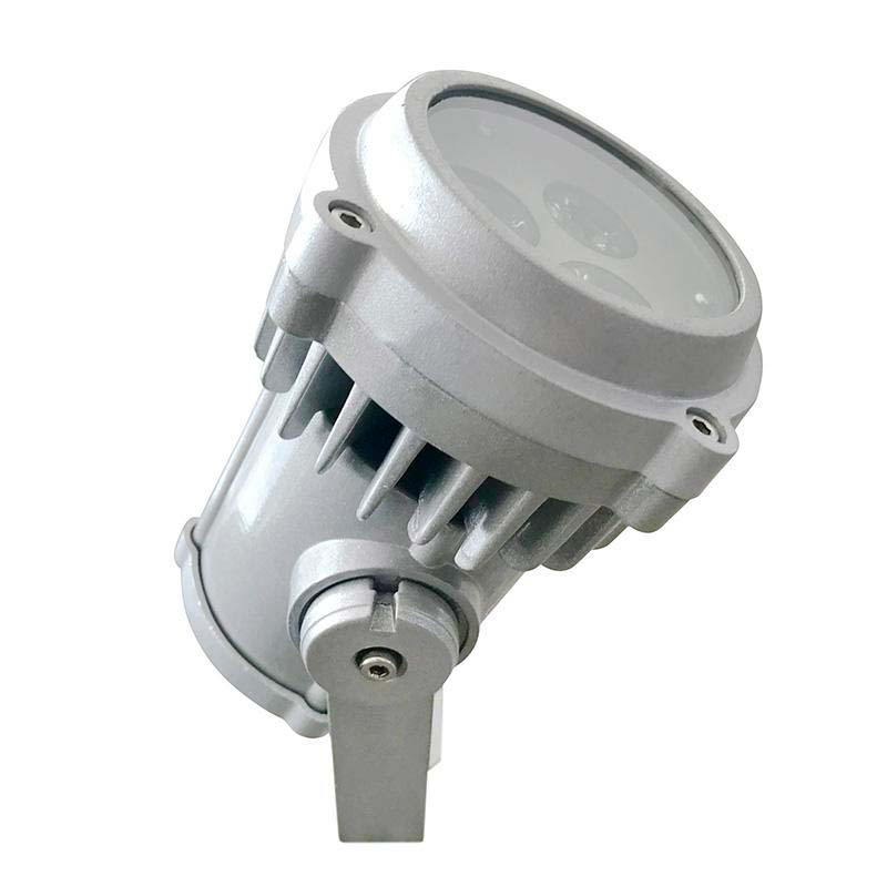 Foco de jardín FOUNTAIN LED, 9W, IP67, Bridgelux
