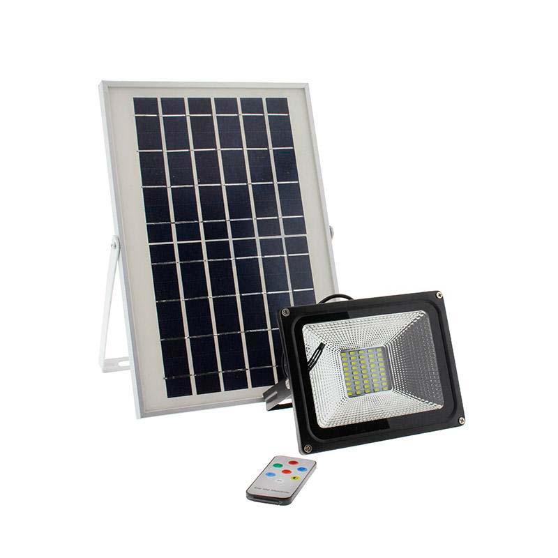 Proyector LED SOLAR 20W