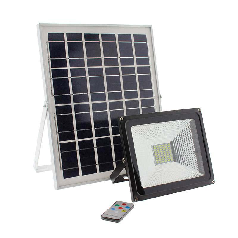 Proyector LED SOLAR 30W