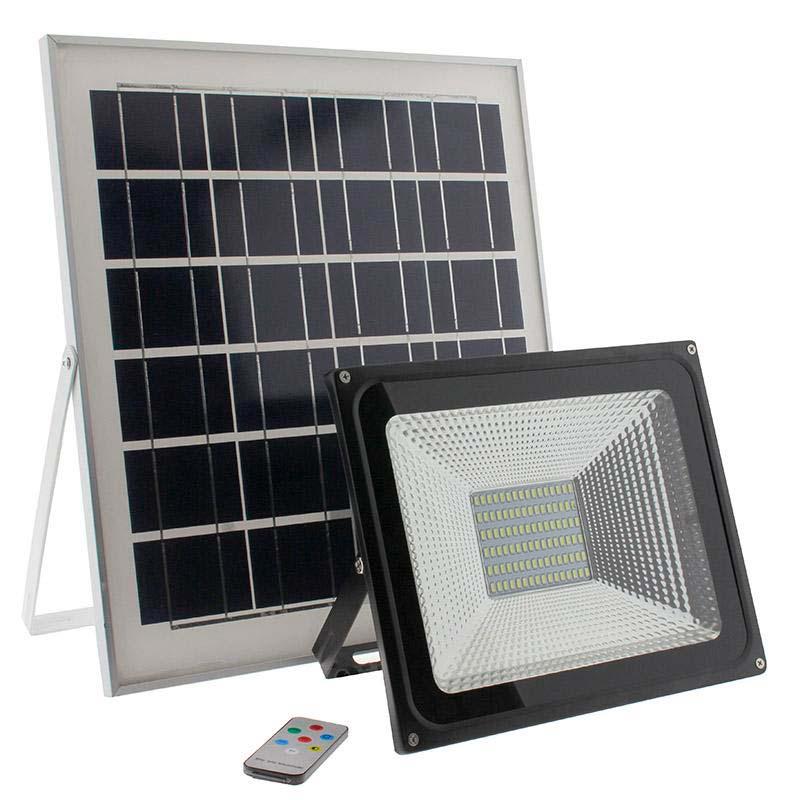 Proyector LED SOLAR 50W