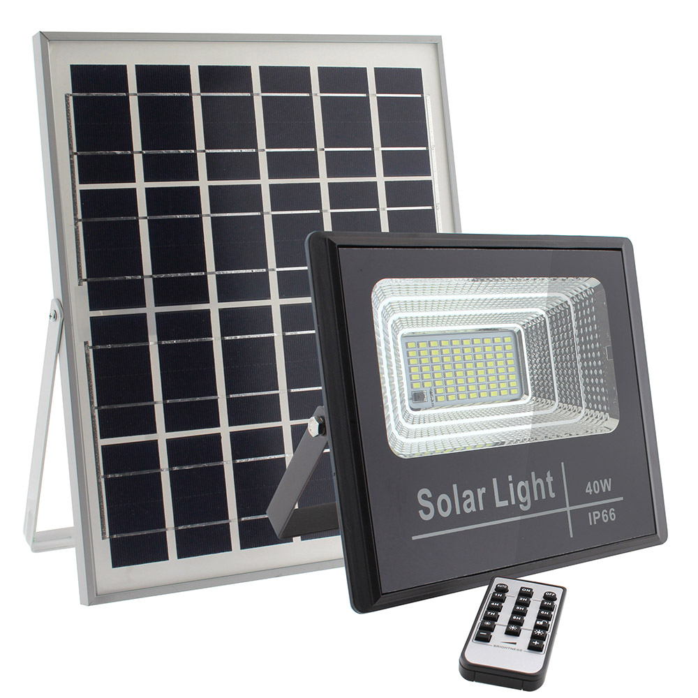 Proyector LED SOLAR DIGIT 40W
