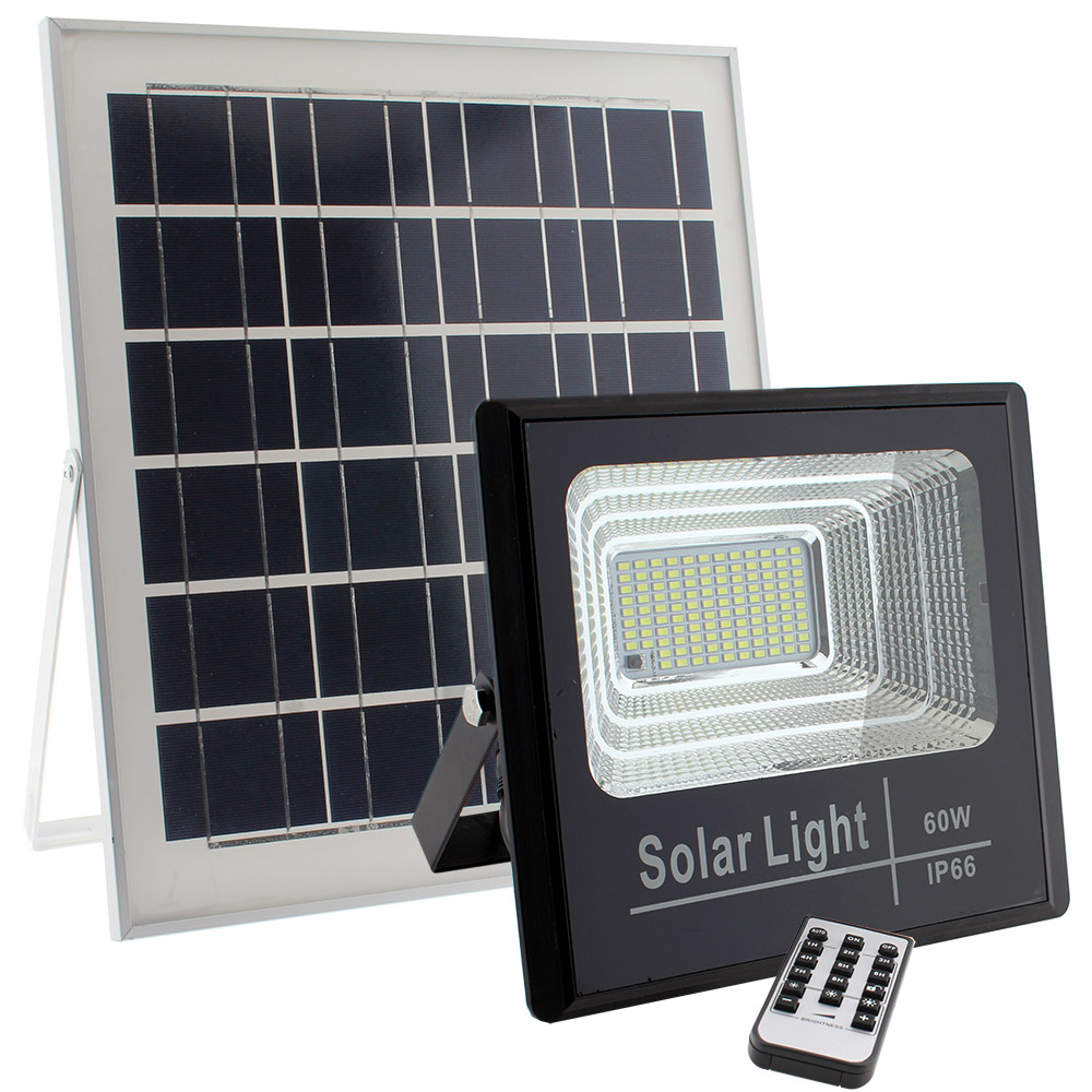 Proyector LED SOLAR DIGIT 60W
