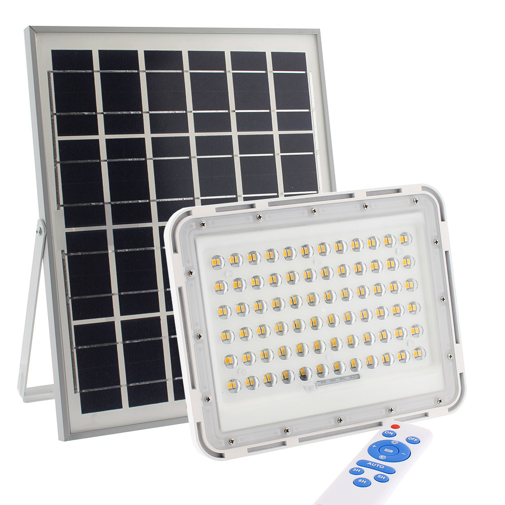 Proyector LED SOLAR 100W