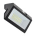 Aplique LED SOLAR PEEL, 20W, negro